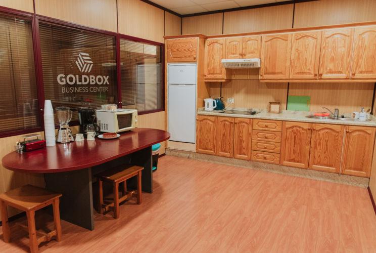 Goldbox Business Center Tenerife, Islas Canarias