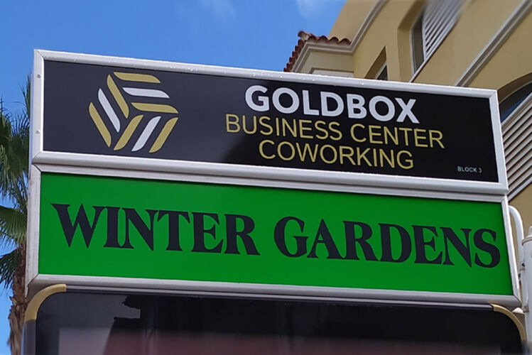 Goldbox Sign Up Web